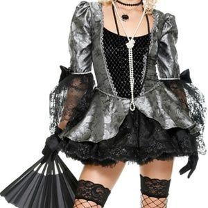 Forplay Masquerade Ballroom Costume